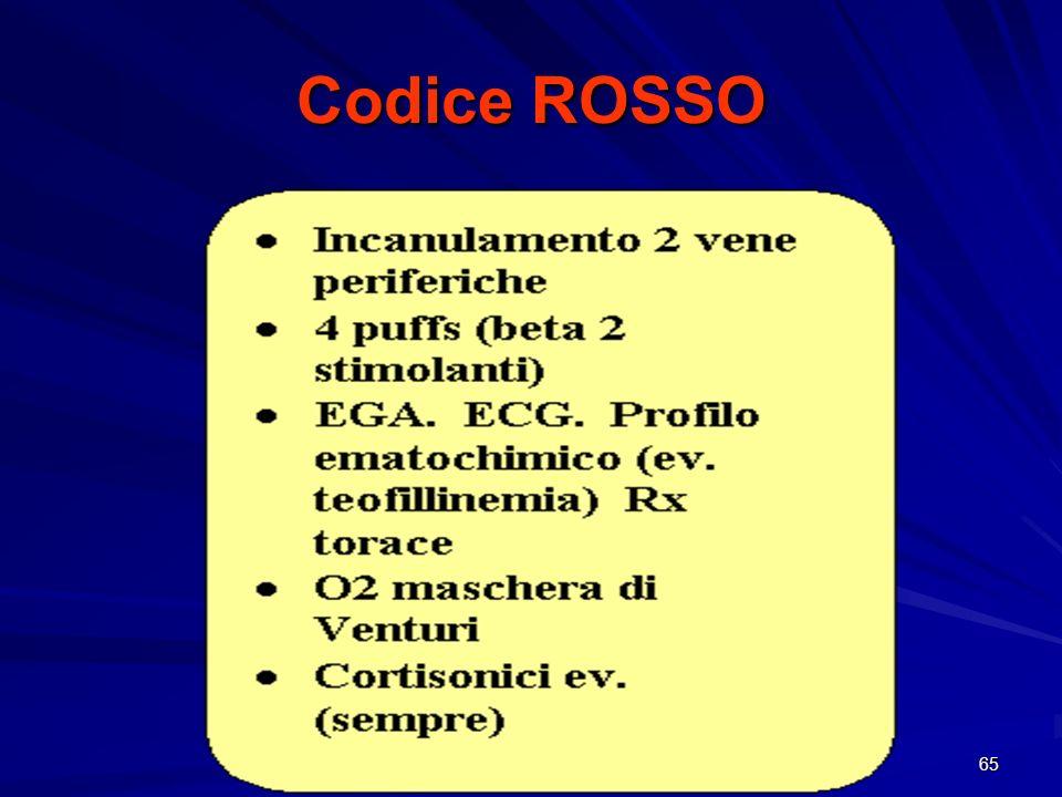 Codice ROSSO 1
