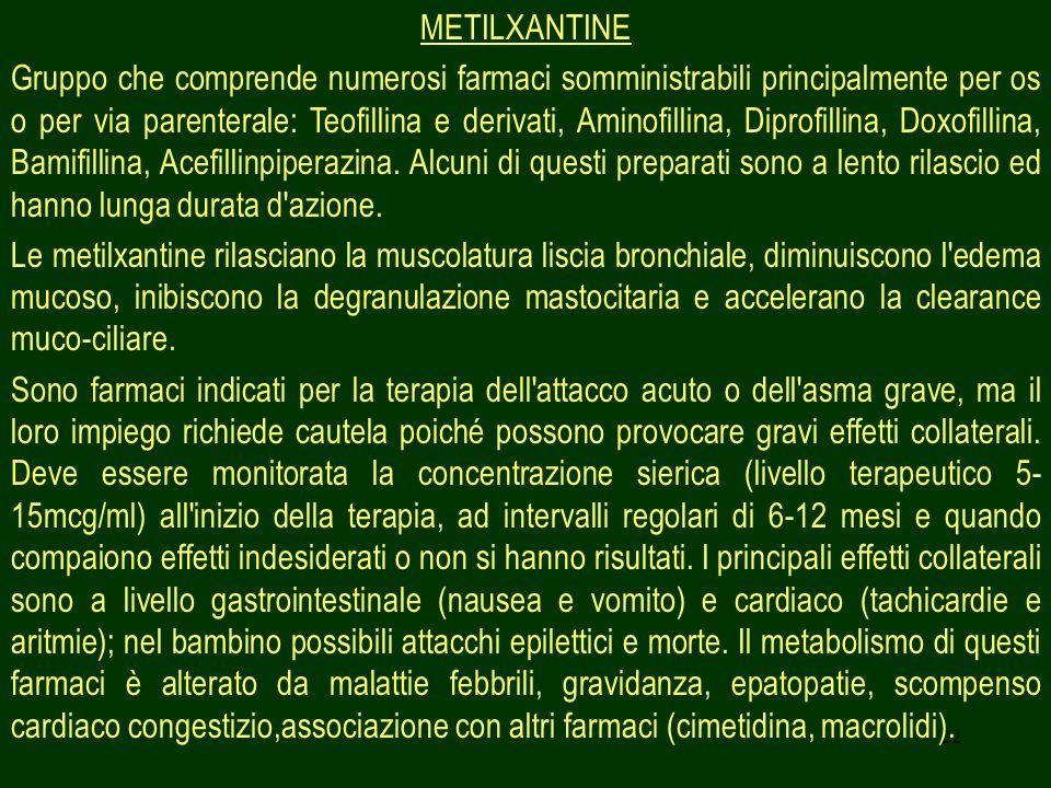 METILXANTINE