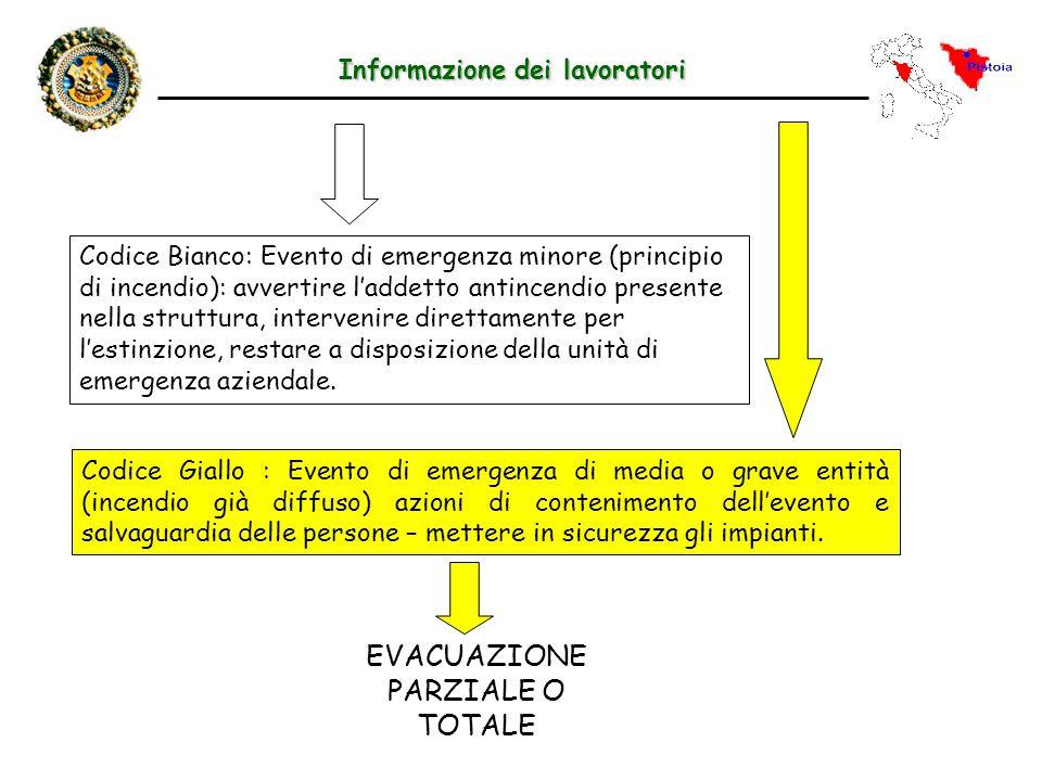 Informazione dei lavoratori