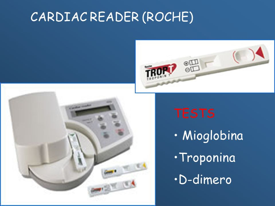 CARDIAC READER (ROCHE)