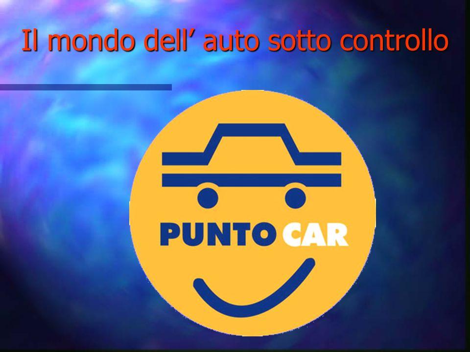 Il mondo dell' auto sotto controllo