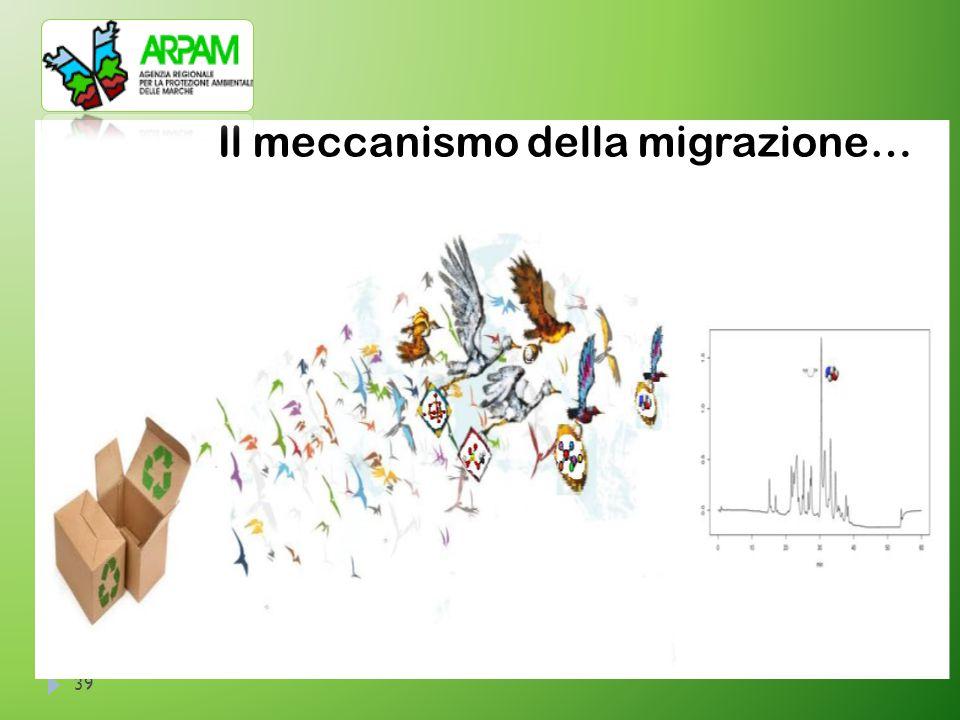 Il meccanismo della migrazione…