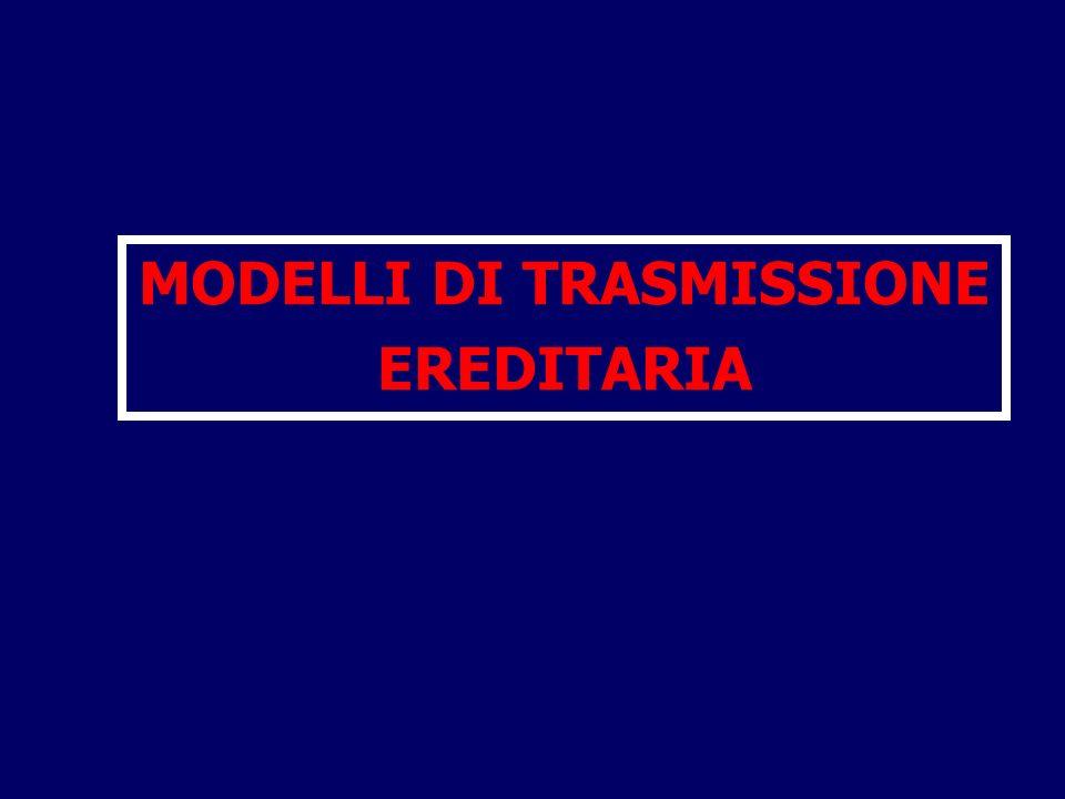MODELLI DI TRASMISSIONE