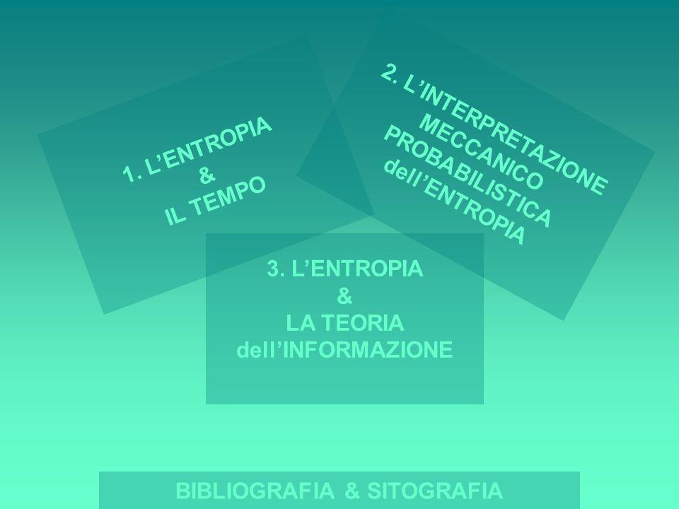 BIBLIOGRAFIA & SITOGRAFIA