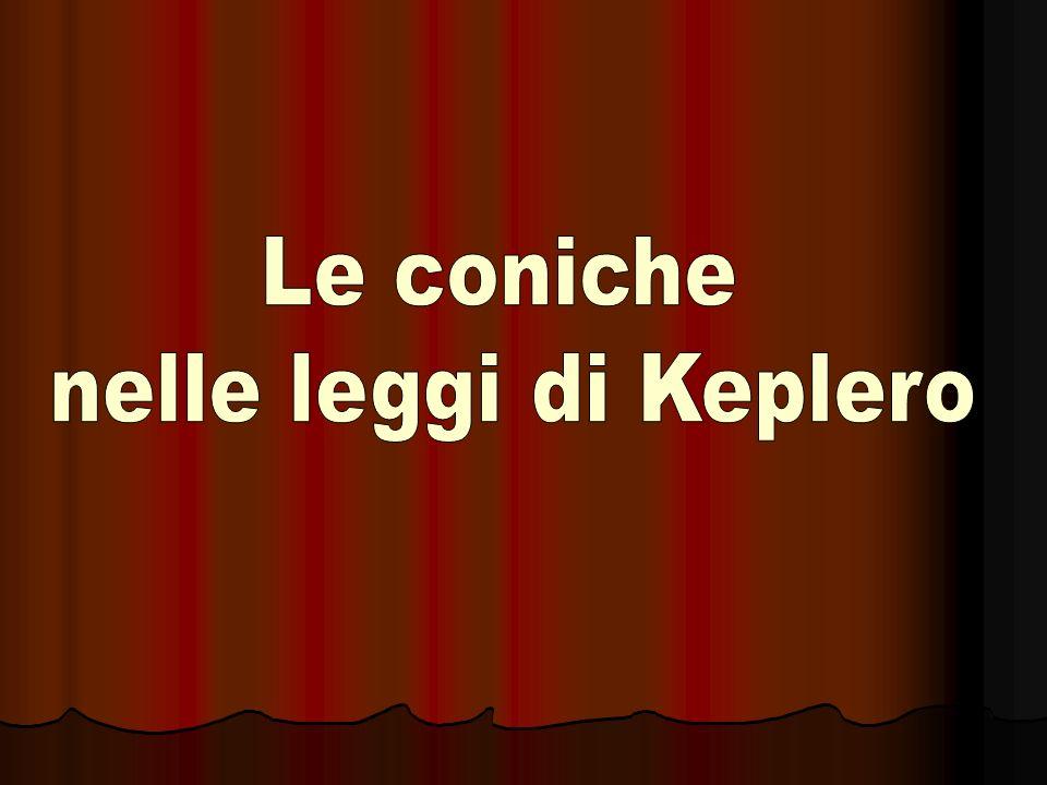Le coniche nelle leggi di Keplero