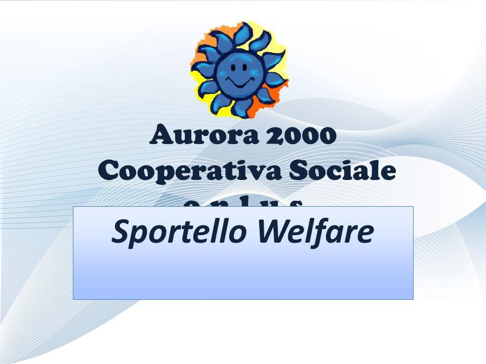Aurora 2000 Cooperativa Sociale o.n.l.u.s