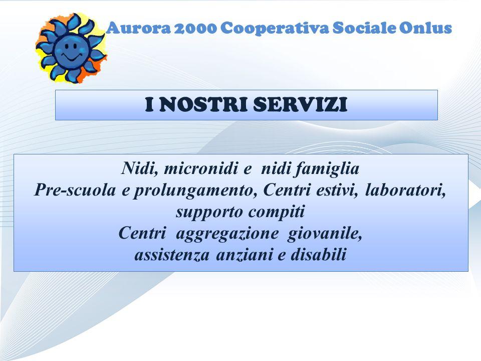 Aurora 2000 Cooperativa Sociale Onlus
