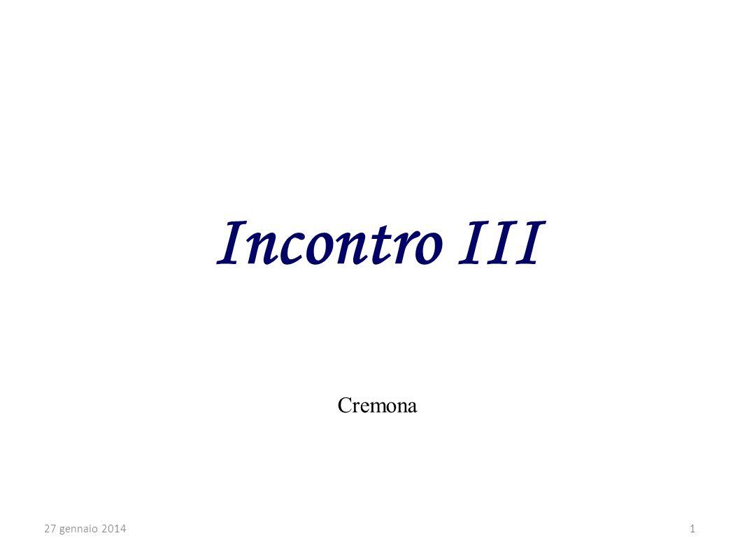 Incontro III Cremona 27 marzo 2017