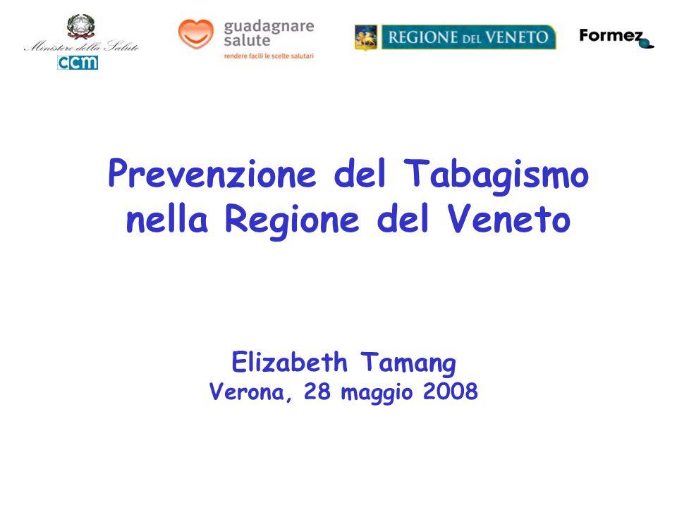 Elizabeth Tamang Verona, 28 maggio 2008