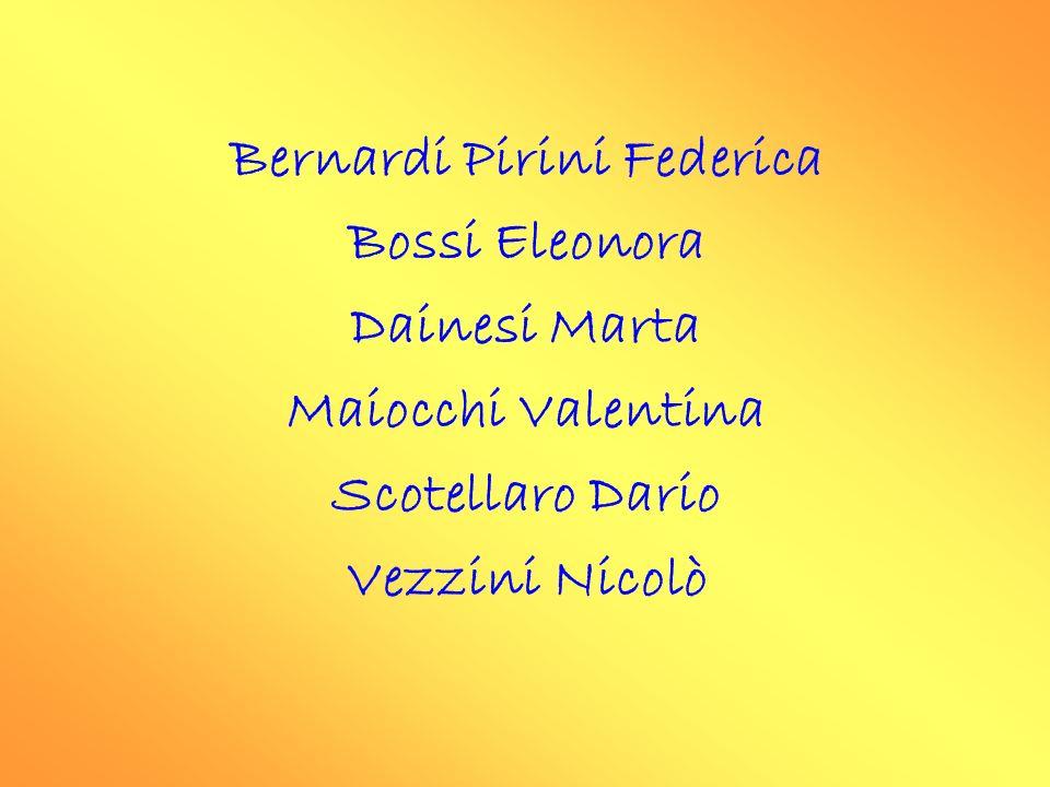 Bernardi Pirini Federica