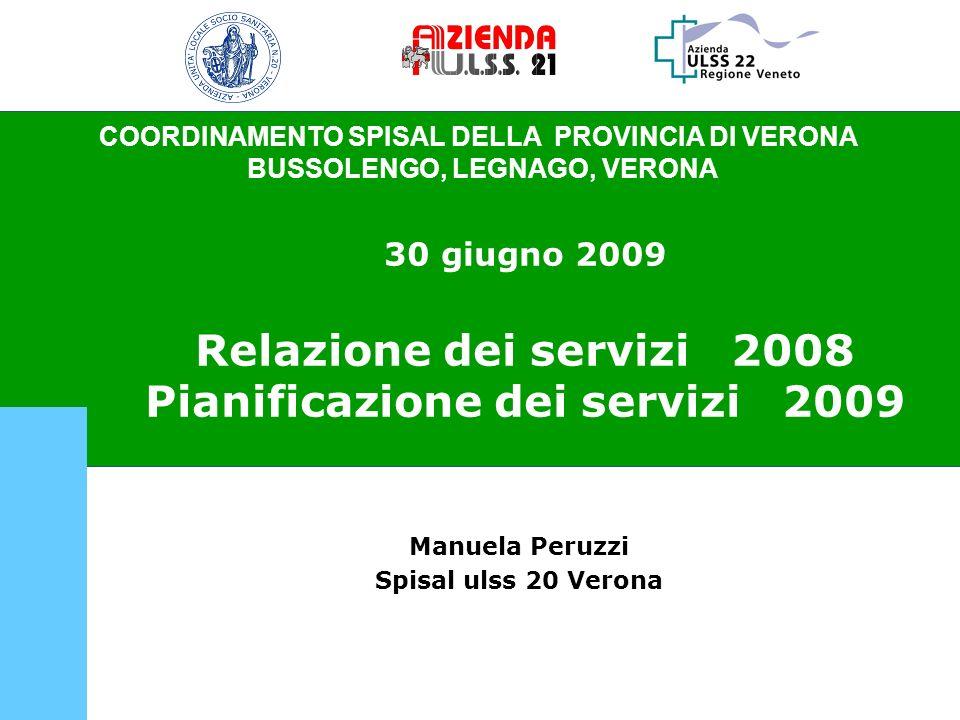 Manuela Peruzzi Spisal ulss 20 Verona