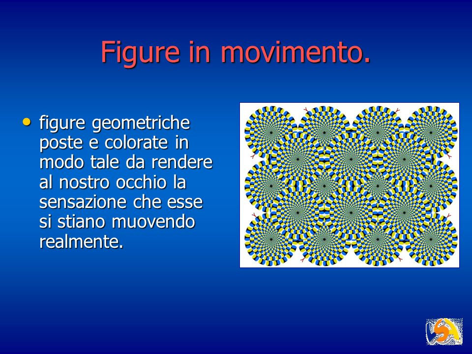 Figure in movimento.