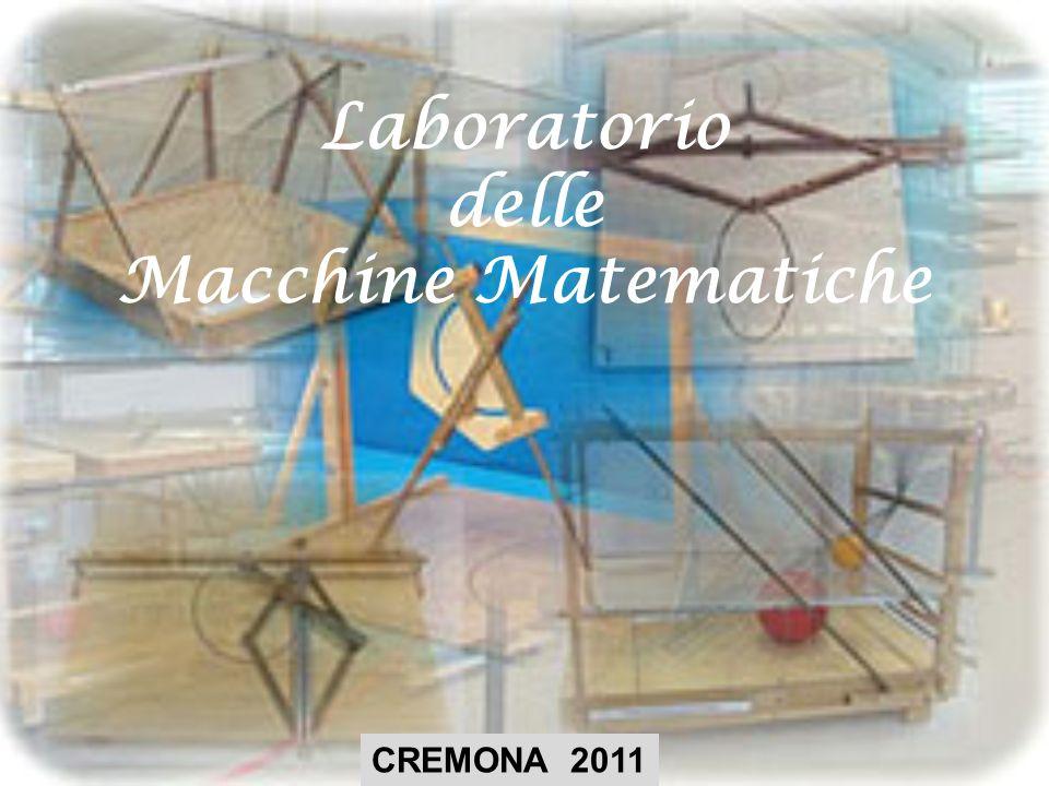 Laboratorio delle Macchine Matematiche