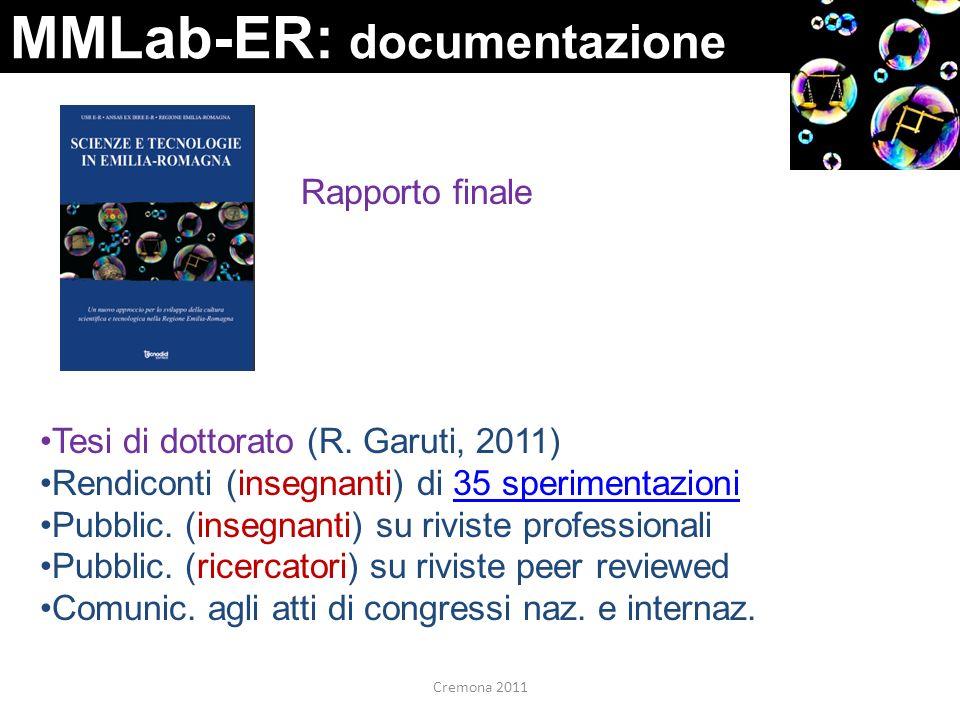 MMLab-ER: documentazione