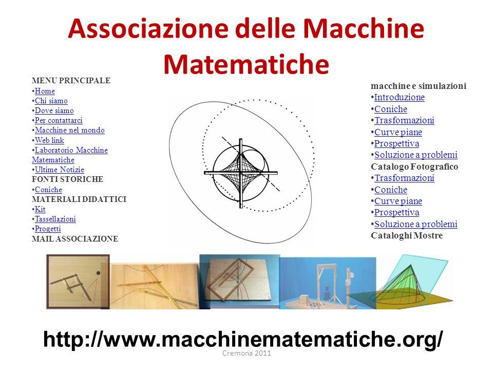 Associazione delle Macchine Matematiche
