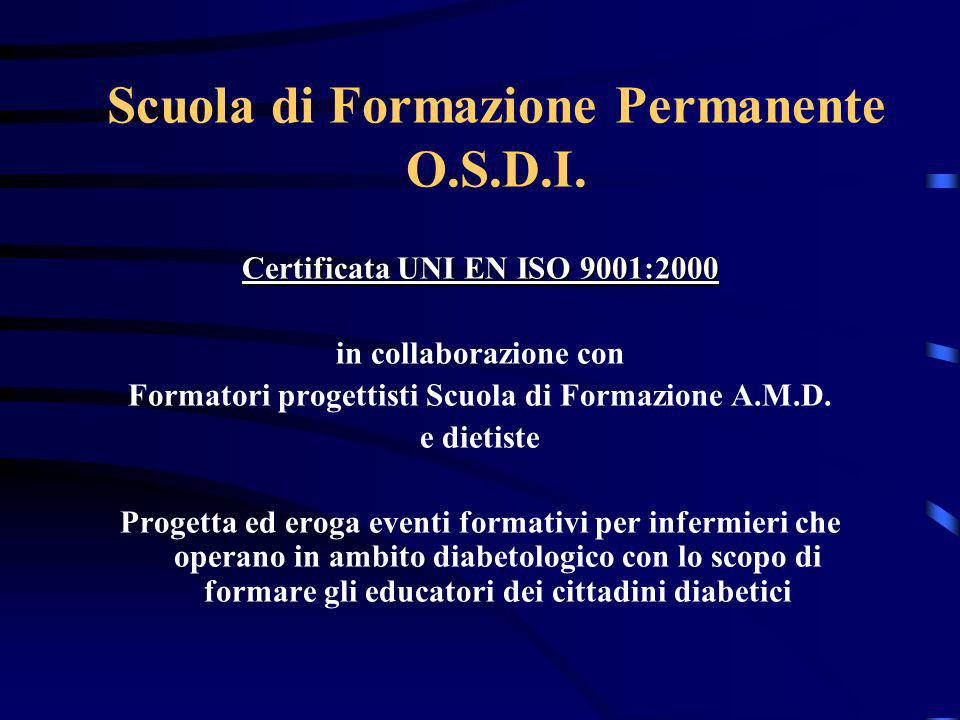 Scuola di Formazione Permanente O.S.D.I.