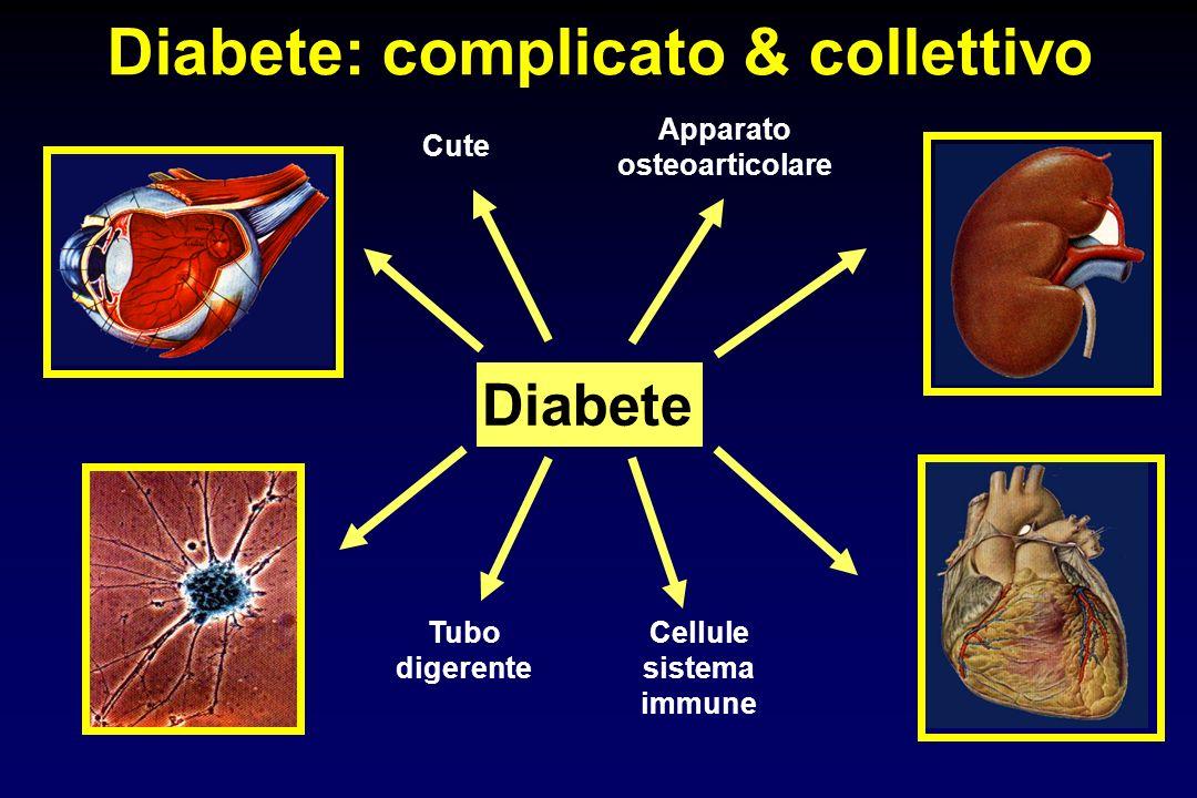 Diabete: complicato & collettivo