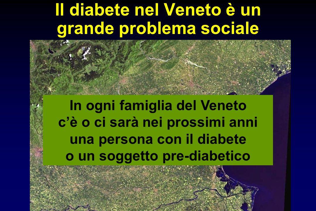 Il diabete nel Veneto è un grande problema sociale