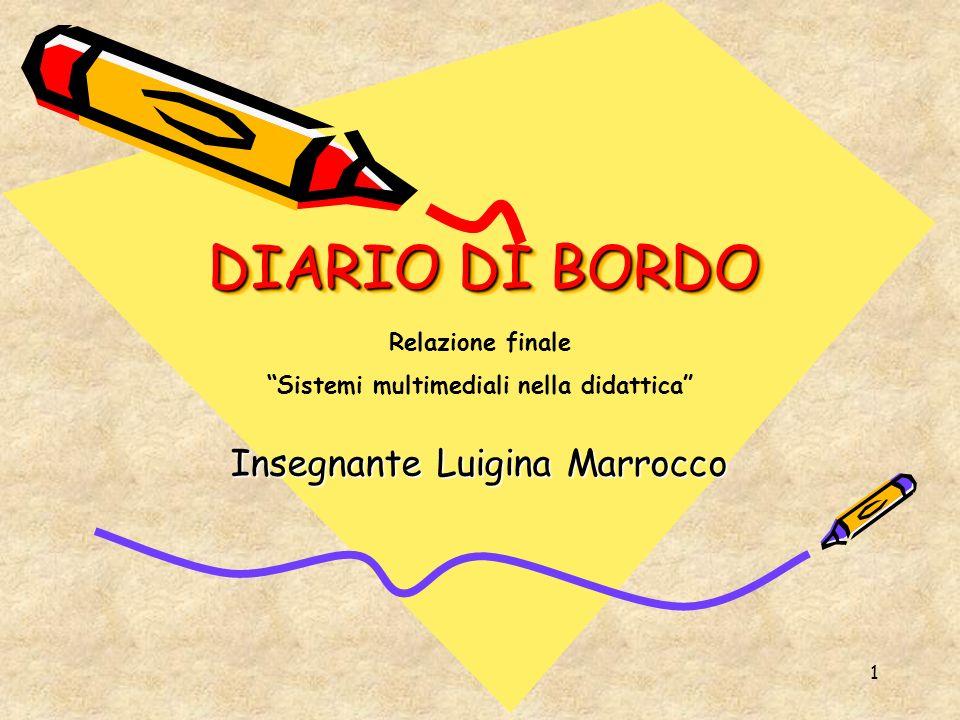 Insegnante Luigina Marrocco