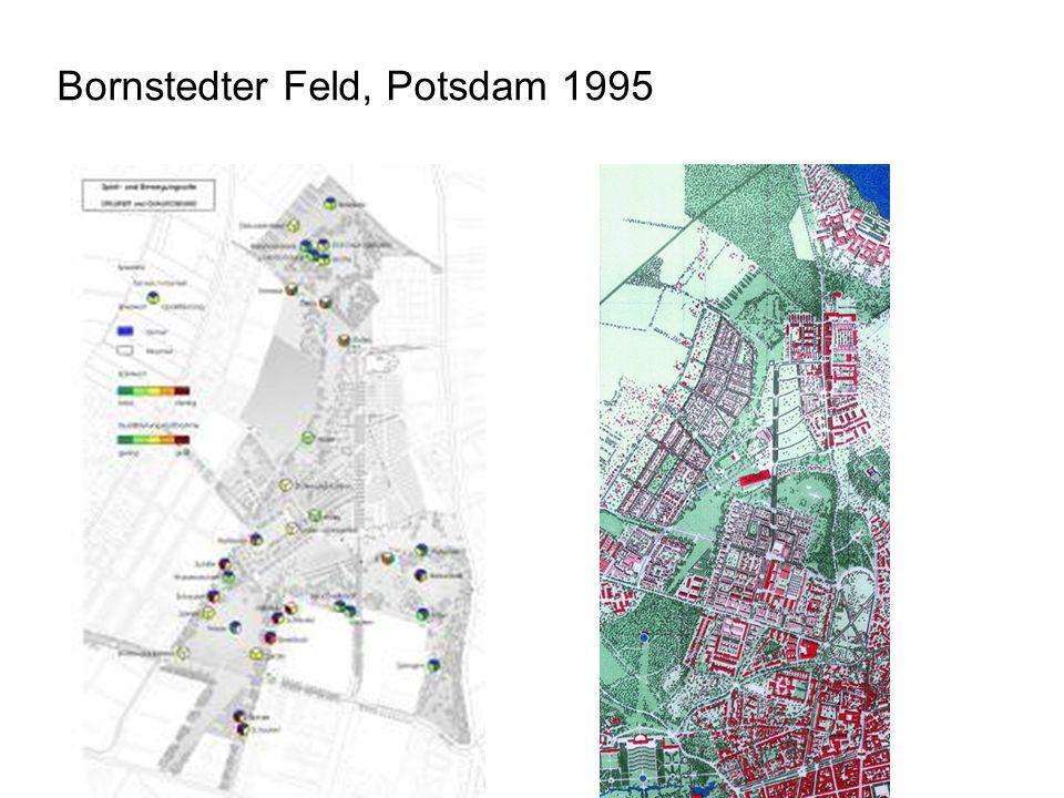 Bornstedter Feld, Potsdam 1995