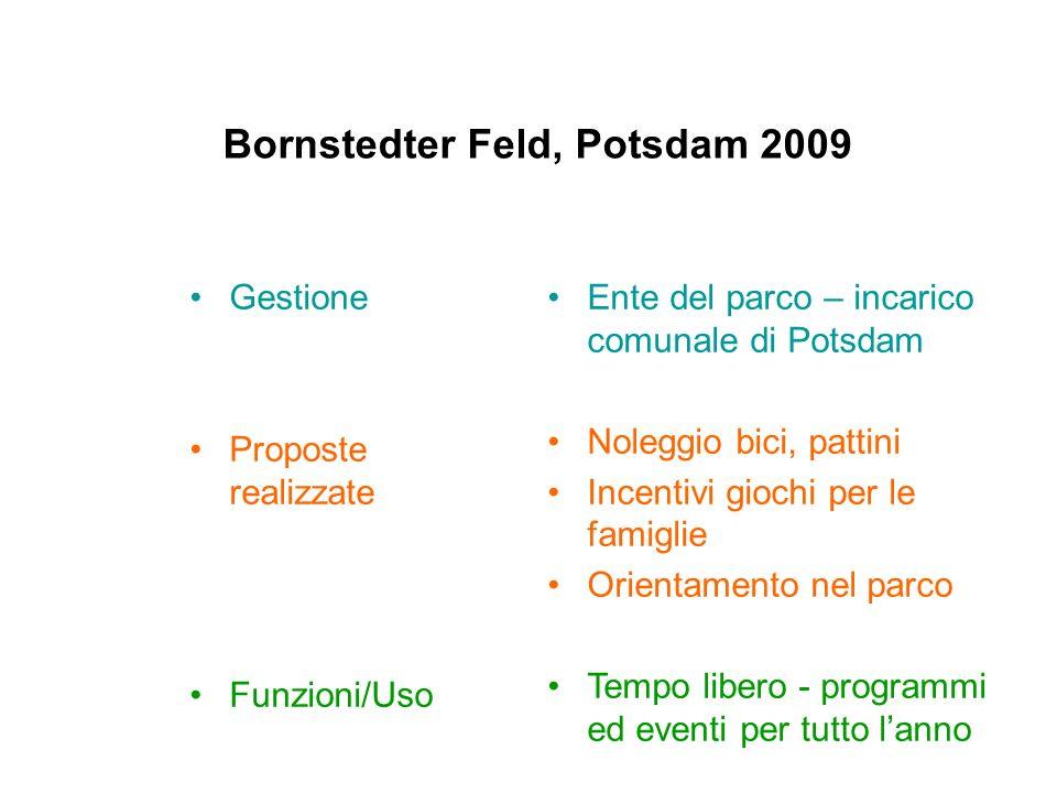 Bornstedter Feld, Potsdam 2009