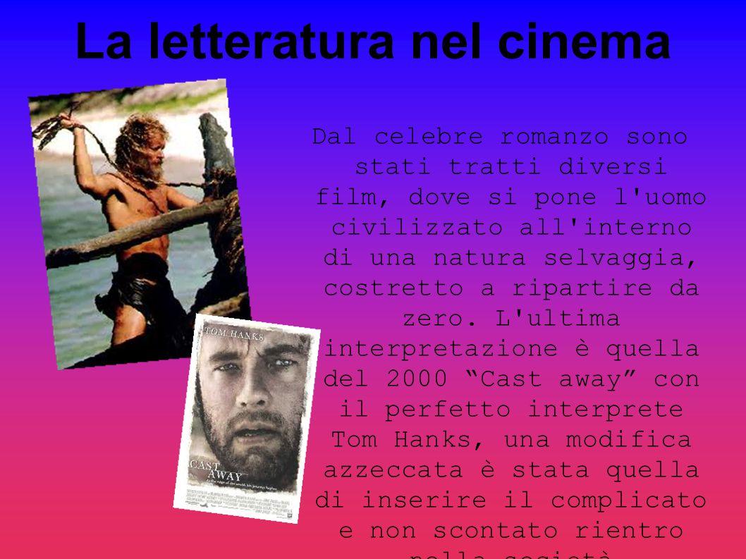 La letteratura nel cinema