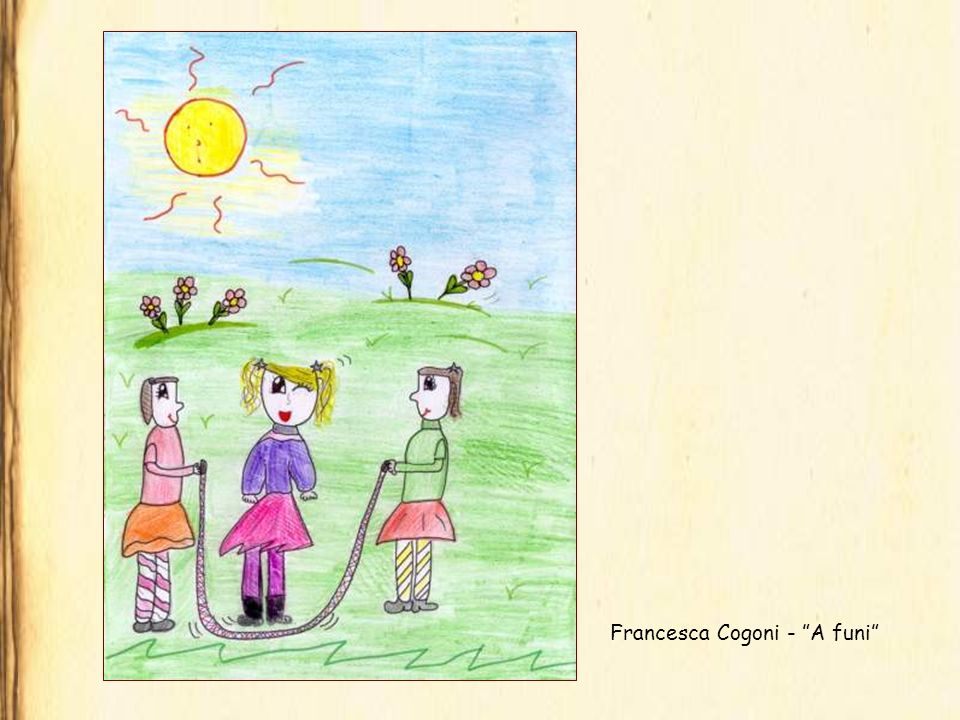 Francesca Cogoni - A funi