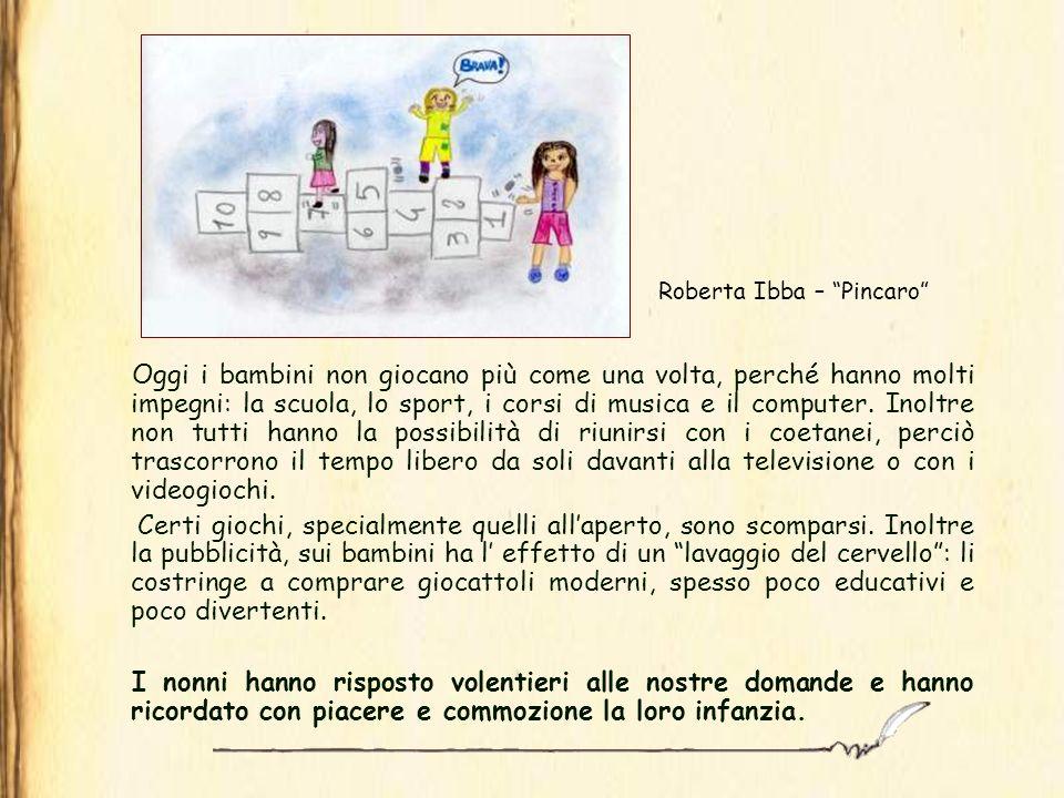 Roberta Ibba – Pincaro