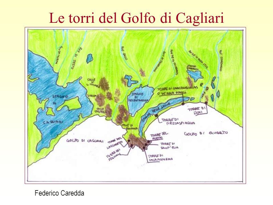 Le torri del Golfo di Cagliari