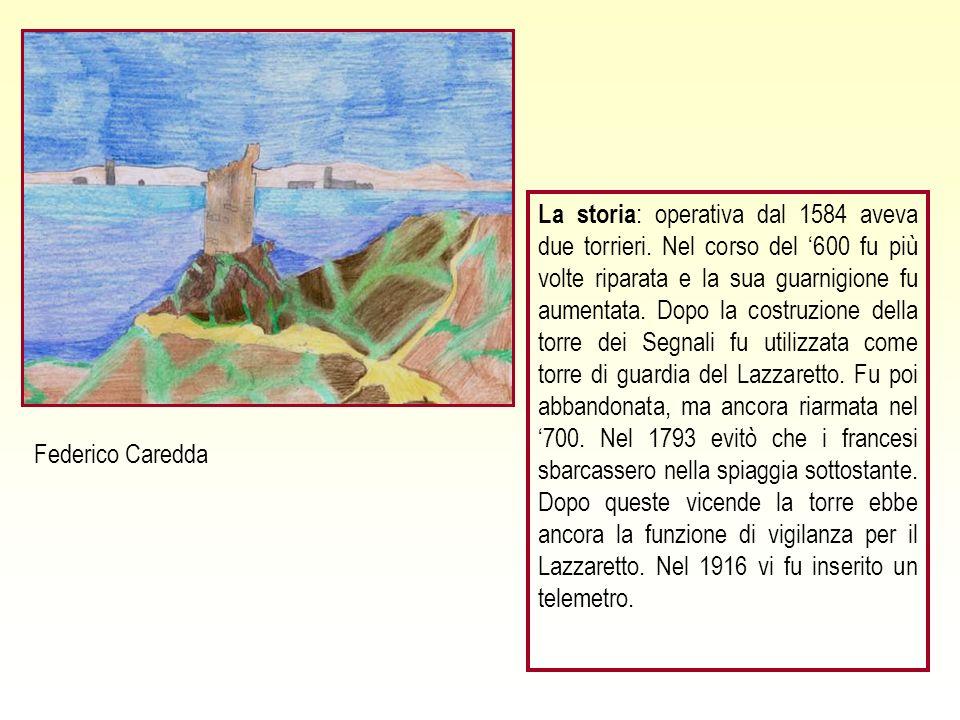 La storia: operativa dal 1584 aveva due torrieri