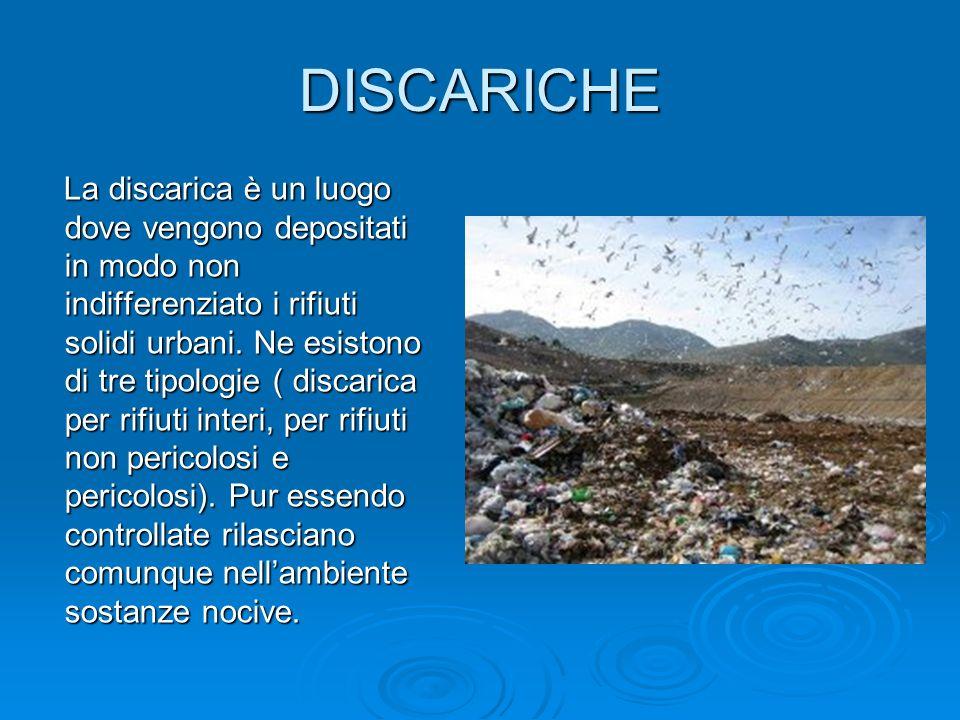 DISCARICHE