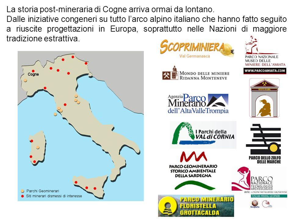 La storia post-mineraria di Cogne arriva ormai da lontano.