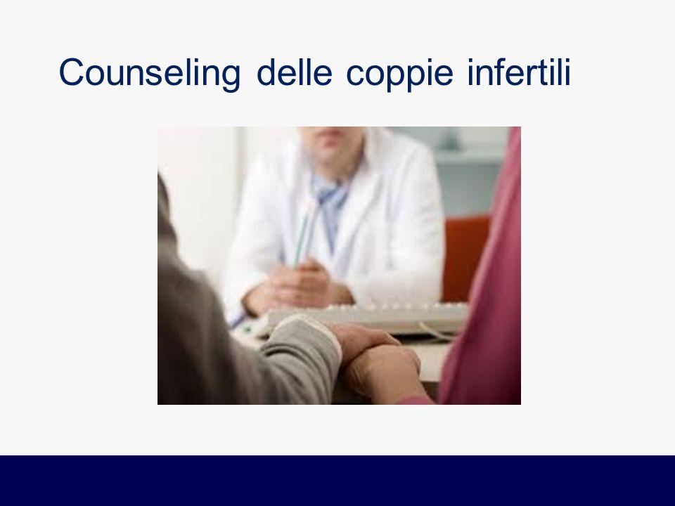 Counseling delle coppie infertili