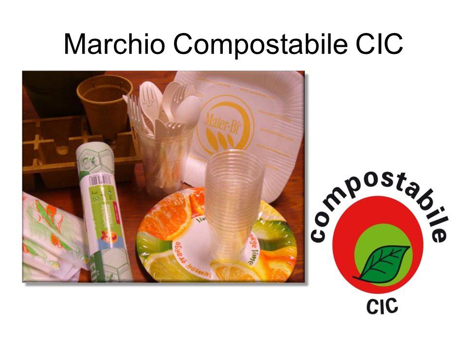 Marchio Compostabile CIC