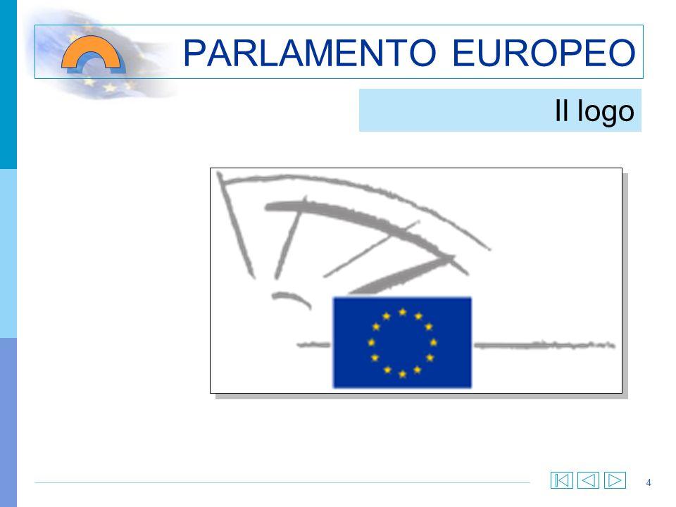 PARLAMENTO EUROPEO Il logo
