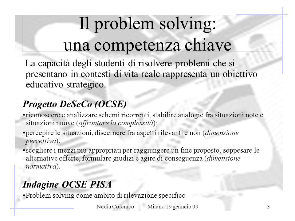 Il problem solving: una competenza chiave