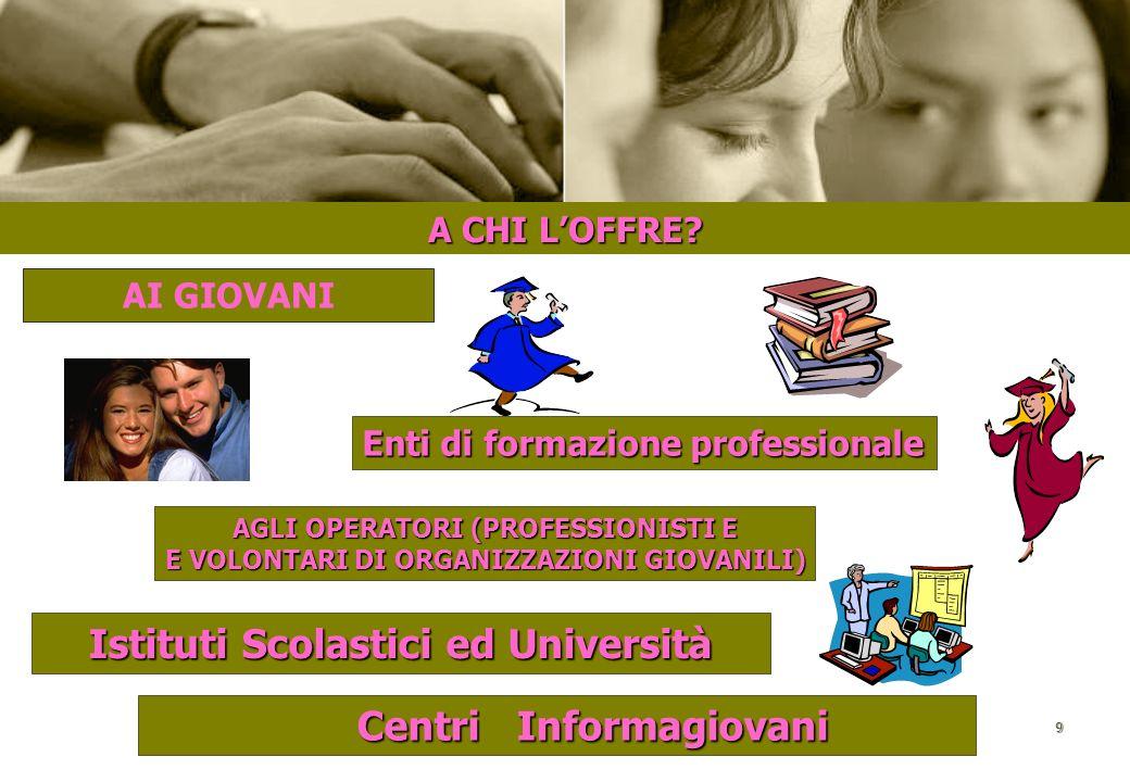 Istituti Scolastici ed Università