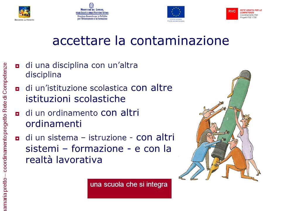 accettare la contaminazione