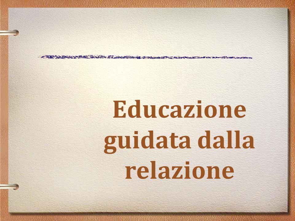 Educazione guidata dalla relazione