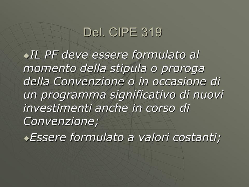 Del. CIPE 319