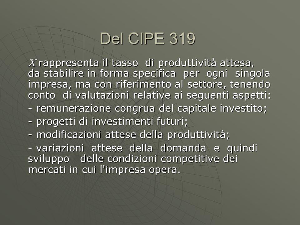 Del CIPE 319