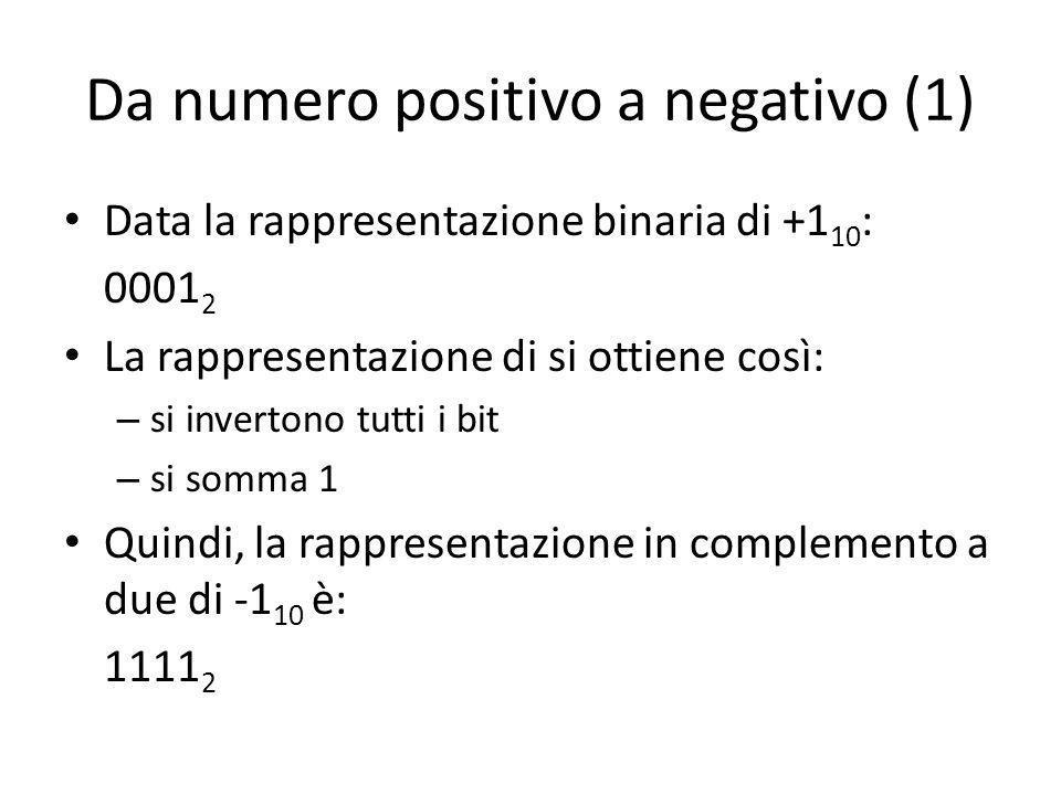 Da numero positivo a negativo (1)