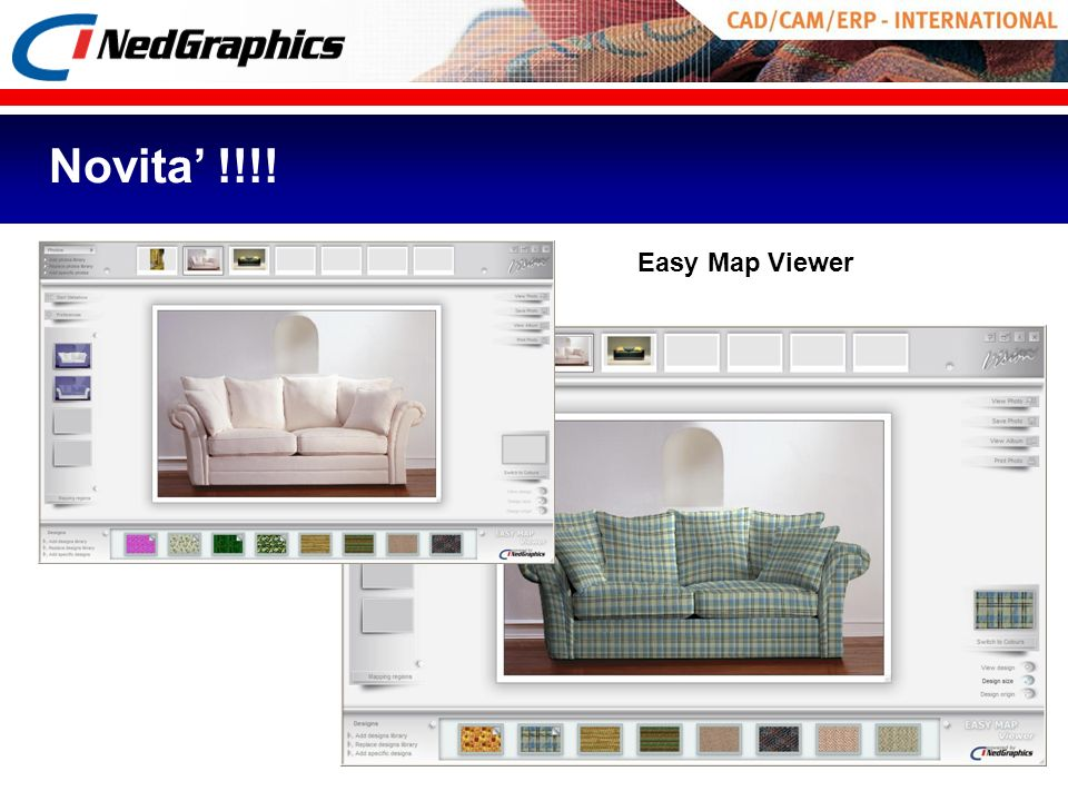 Novita' !!!! Easy Map Viewer