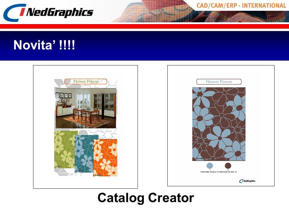 Novita' !!!! Catalog Creator