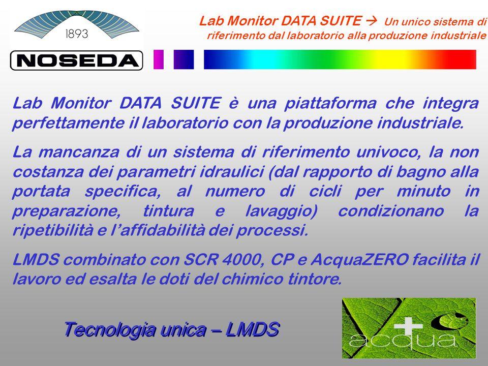 Tecnologia unica – LMDS
