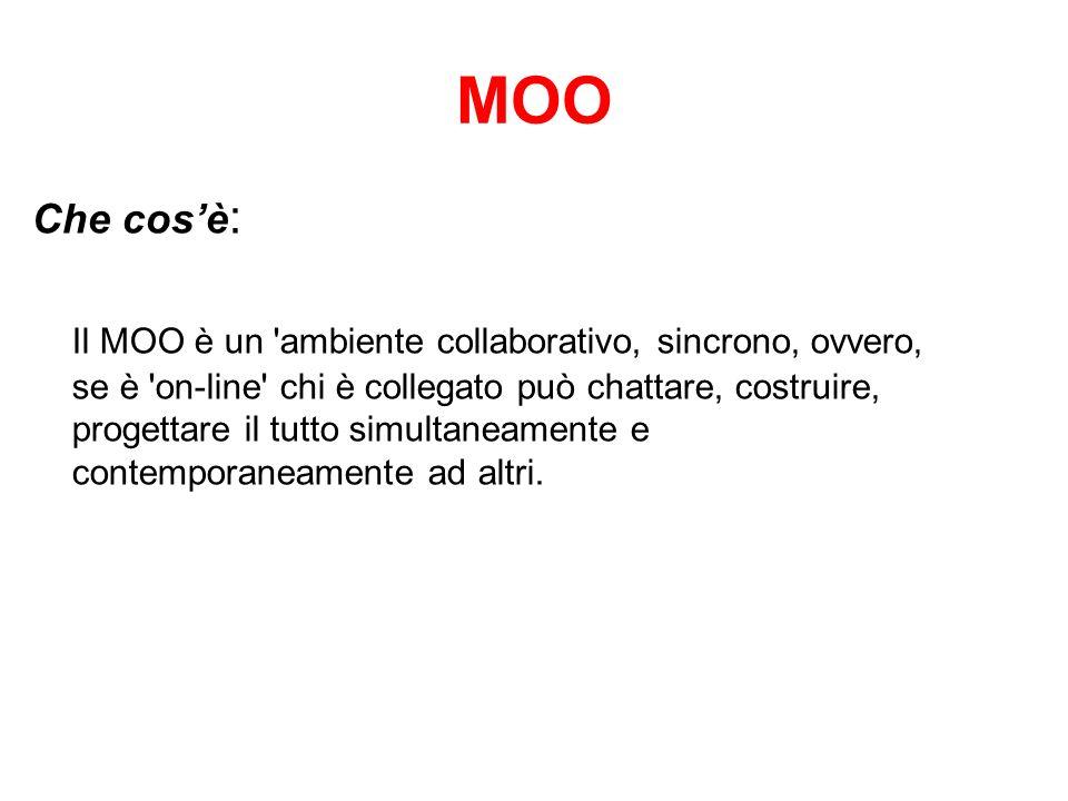 MOOChe cos'è: