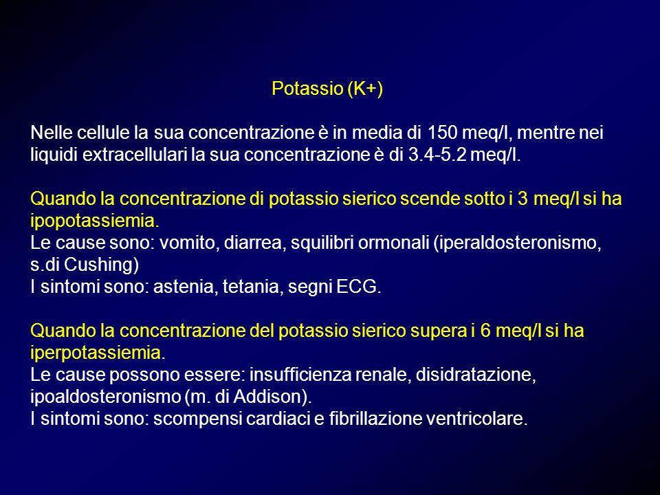 Potassio (K+)