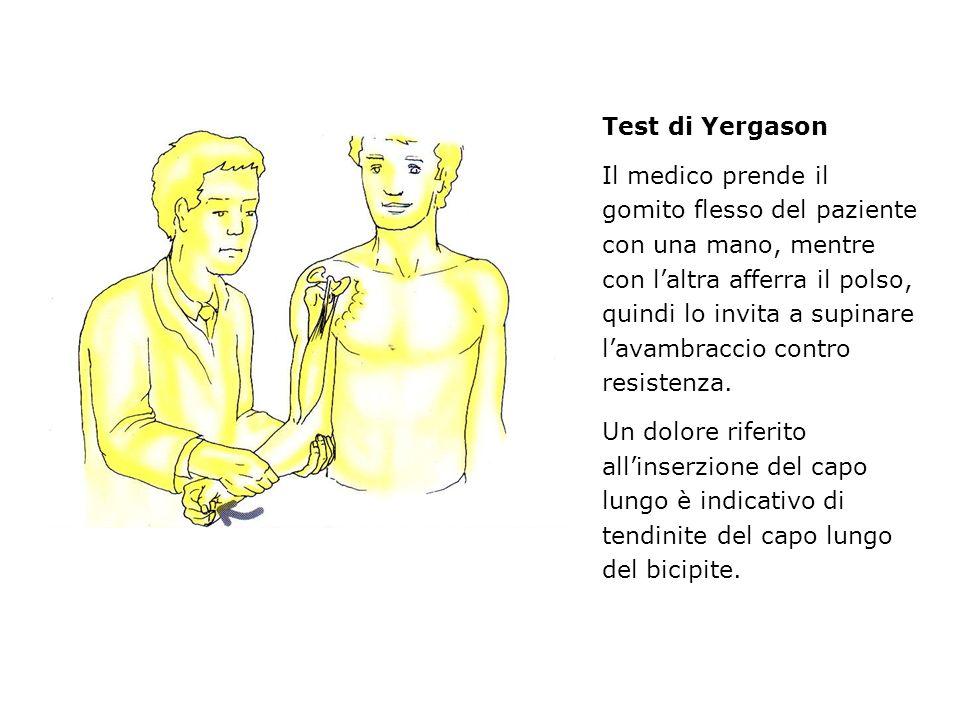 Test di Yergason