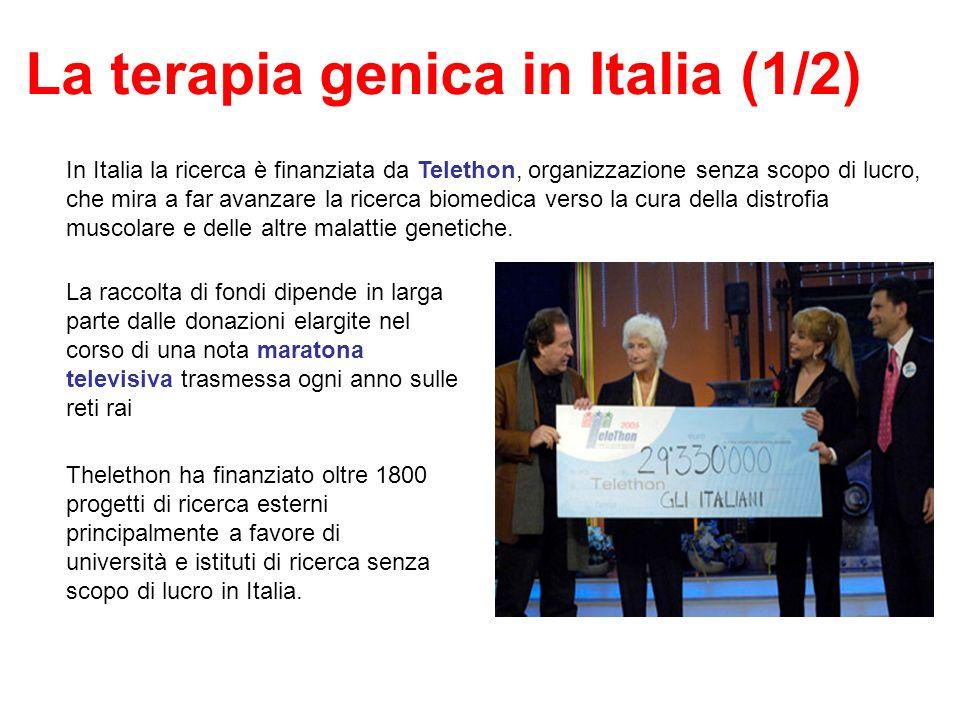 La terapia genica in Italia (1/2)