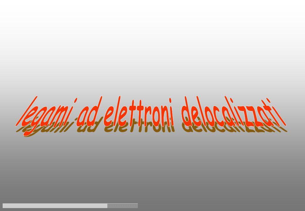 legami ad elettroni delocalizzati